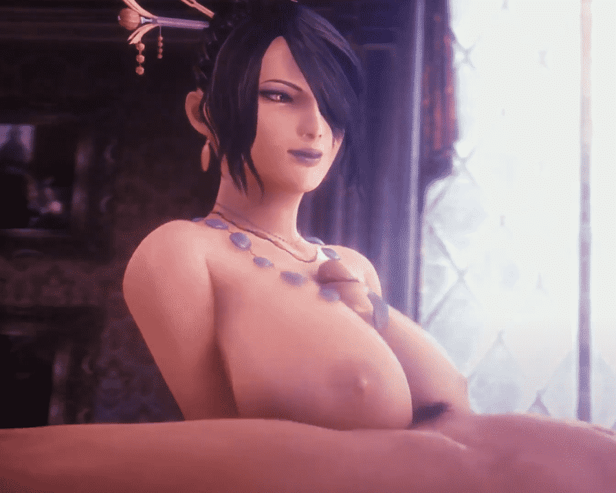 Final Fantasy SFM Lulu Gets Titfucked watch hentai 3d online free
