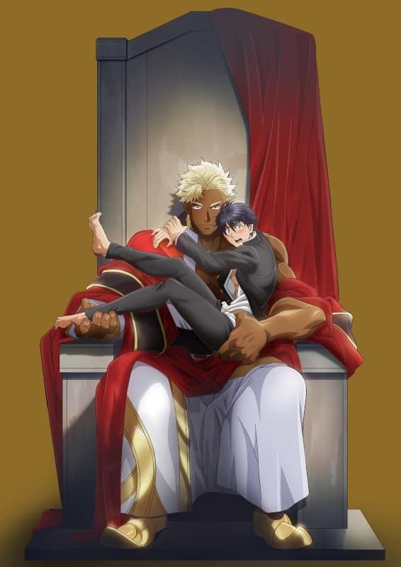 Kyojinzoku no Hanayome Episode 7 The Titan's Bride 巨人族の花嫁