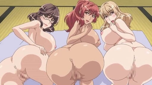 Okusama wa Moto Yariman Episode 2 奥様は元ヤリマン Madam was once a slut