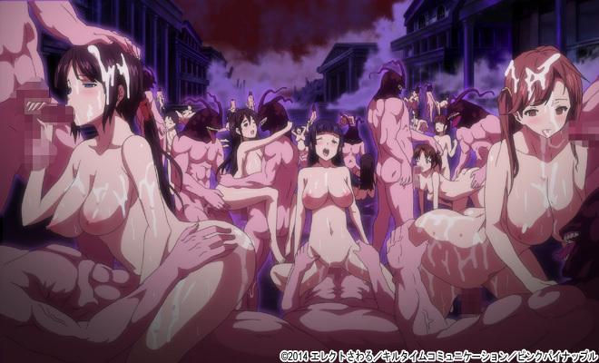 Pandra The Animation Shiroki Yokubou Kuro no Kibou Episode 2 PANDRA THE ANIMATION Free hentai videos stream online