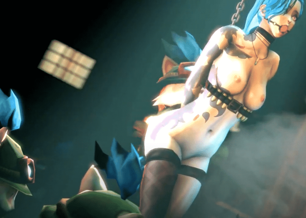 Jinx Ecstasy Sex Slave You can watch 3D pornography recordings on Zhentube