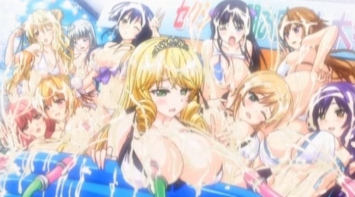 Honoo no Haramase Motto! Hatsuiku! Karada Sokutei 2 Episode 1  Honoo no Haramase Motto! Hatsuiku! Karada Sokutei 2 The Animation  炎の孕ませもっと!発育っ!身体測定2 THE ANIMATION