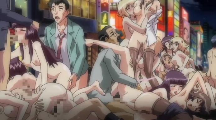 Pollinic Girls Attack! Episode 1  Kafun Shoujo Chuuihou! The Animation  The Pollinic Girls Attack! The Animation  Атака девушек!  꽃가루 소녀 주의보  花粉少女注意報! ~THE ANIMATION~
