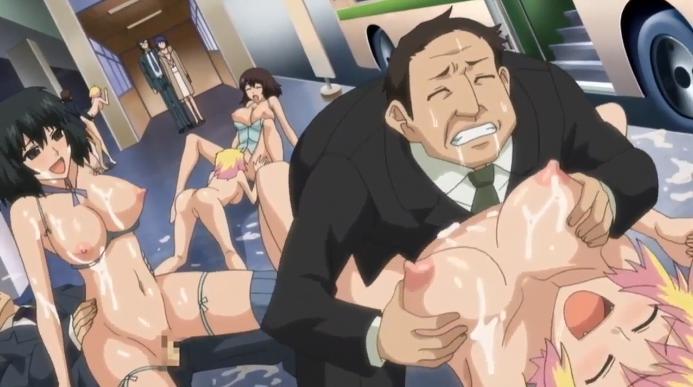 Pollinic Girls Attack! Episode 3  Kafun Shoujo Chuuihou! The Animation  The Pollinic Girls Attack! The Animation  Атака девушек!  꽃가루 소녀 주의보  花粉少女注意報! ~THE ANIMATION~