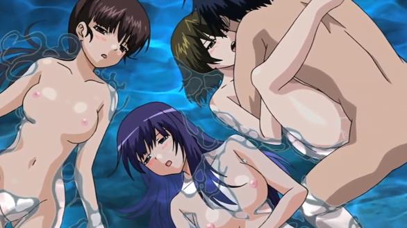 Shoujo x Shoujo X Shoujo Episode 2  Shoujo x Shoujo x Shoujo The Animation  少女x少女x少女 THE ANIMATION  소녀X소녀X소녀